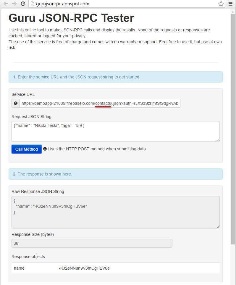Firebase Database dengan  NET - CodePolitan com