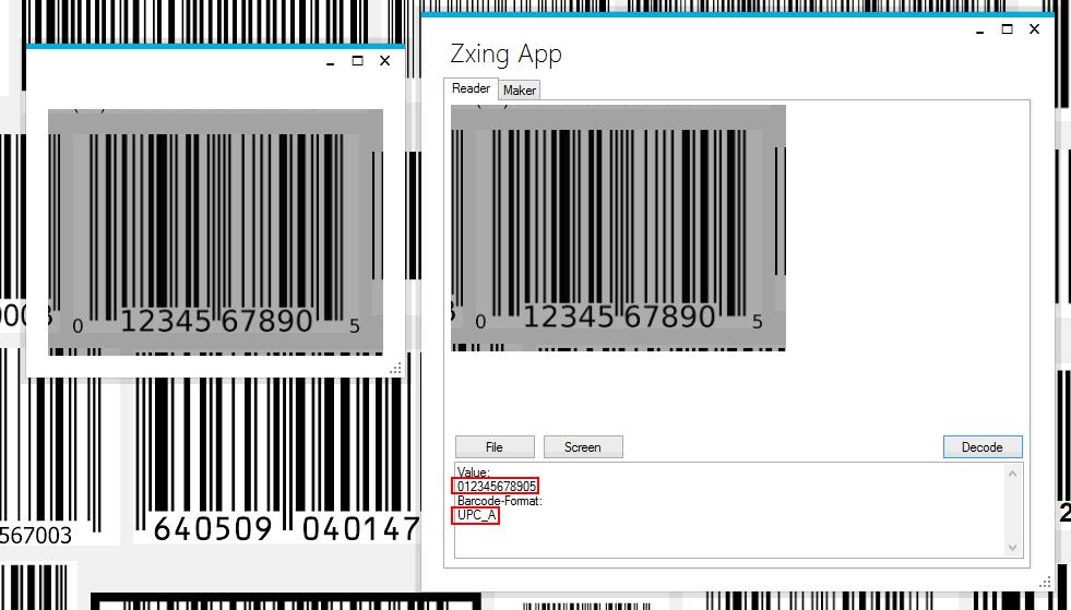 QR Code dengan ZXing Net - CodePolitan com